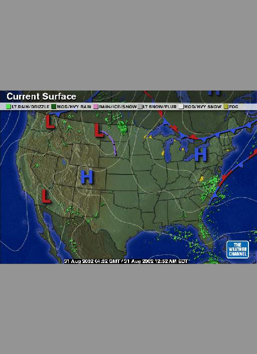 DSpaceMIT Map US Current Surface - Us current surface map